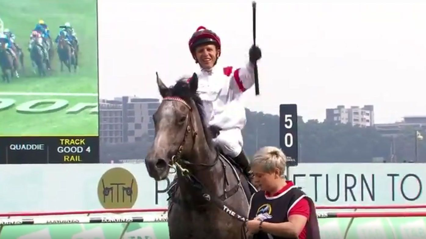 Kerrin McEvoy takes out third Everest victory in four years