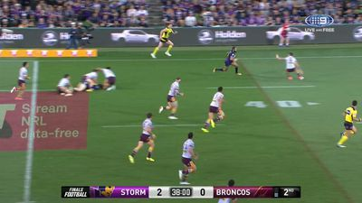 NRL 2017 Finals: Melbourne Storm vs Brisbane Broncos, live scores, results, video highlights