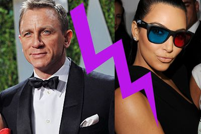 "The James Bond star told <i>GQ</i> magazine: ""Look at the Kardashians, they're worth millions. I don't think they were that badly off to begin with but look at them now. You see that and you think: 'what, you mean all I have to do is behave like a f---ing idiot on television and you'll pay me millions.' I'm not judging it — well, I am obviously."""