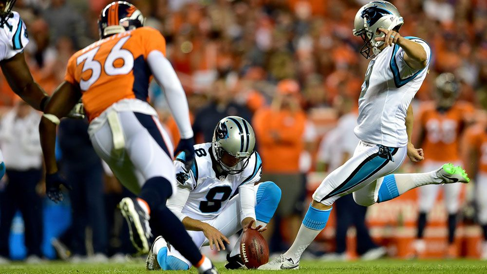 NFL kicker endures nightmare start to season