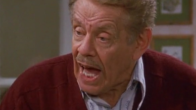 Jerry Stiller in Seinfeld.