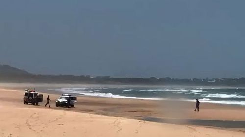 A 60-year-old Swiss national has drowned at Moonee Beach, days after three other men drowned at the same location.