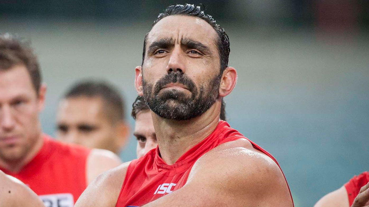 The Adam Goodes documentary is set to premiere at Melbourne Film Festival