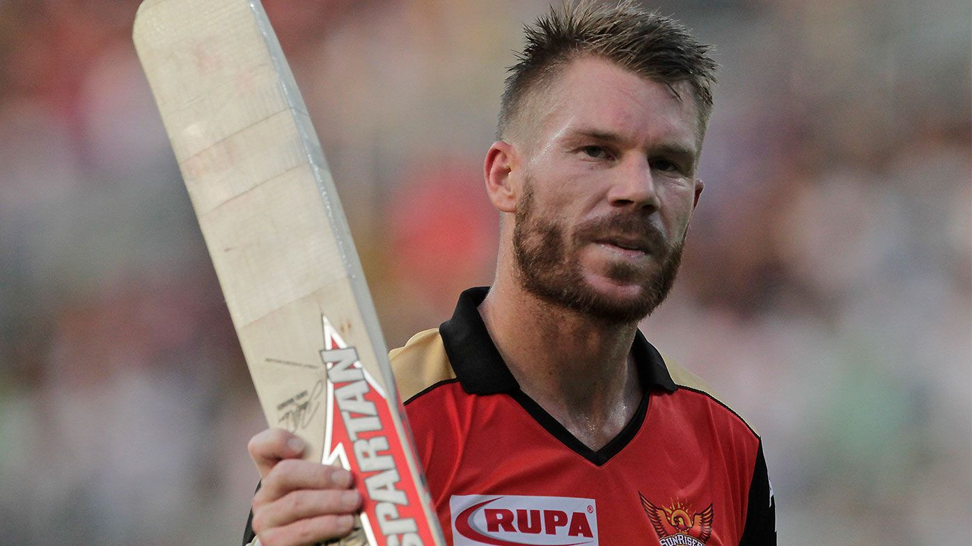 David Warner named captain of IPL franchise Sunrisers Hyderabad despite Australian leadership ban