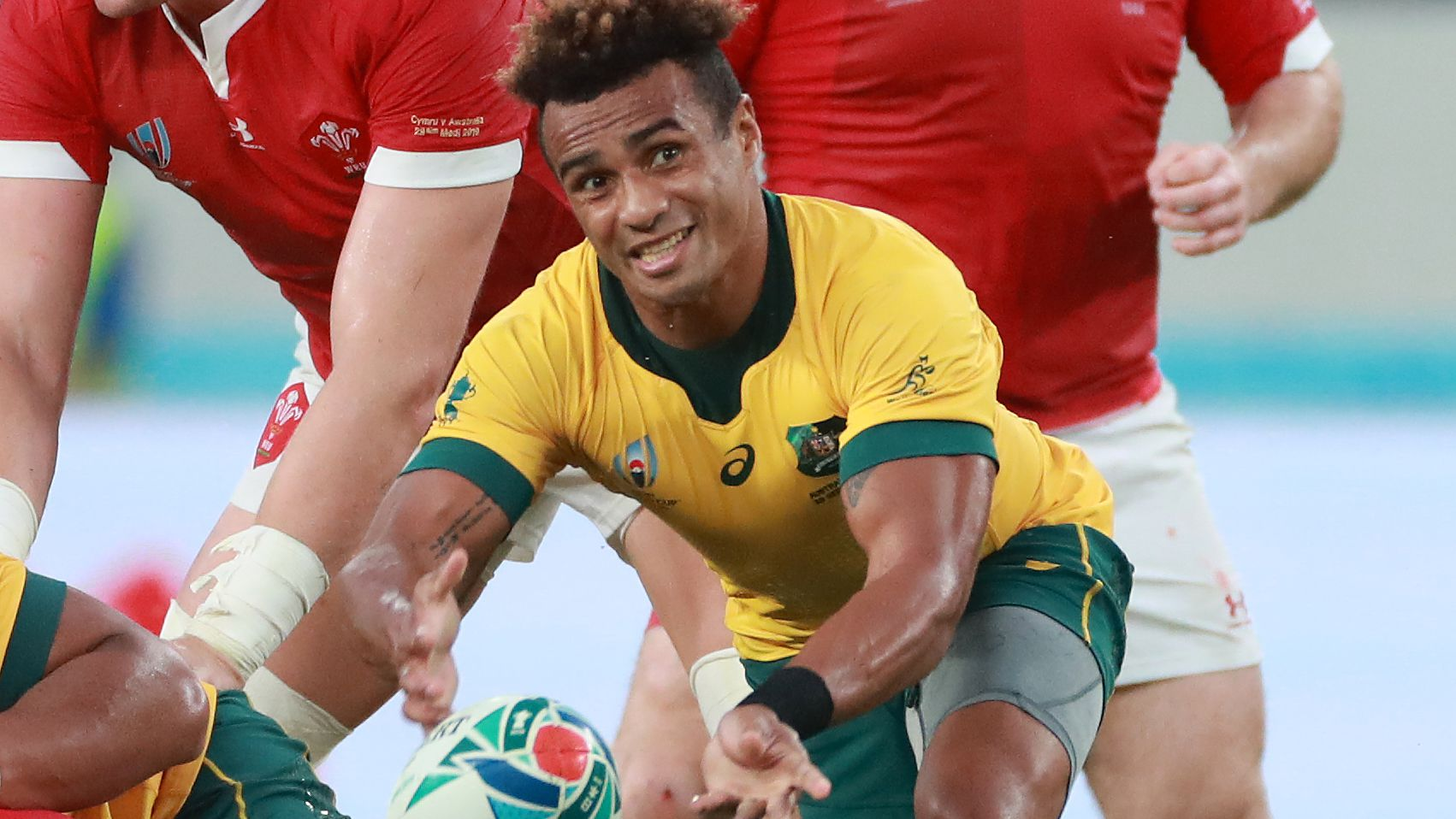 Peter FitzSimons urges Wallabies to take more risks in World Cup