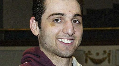 Tamerlan Tsarnaev's family has have found a place for him to be buried. (AAP)