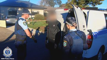 190709 Sydney teens arrested police search warrants raids robberies crime news NSW Australia