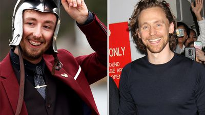 Kyle: Tom Hiddleston