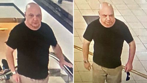 Police earlier released CCTV images of a man wanted in connection to the incident.