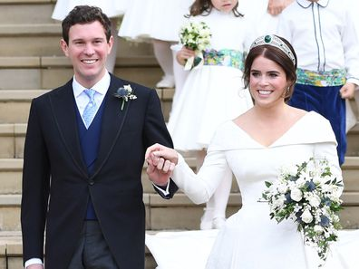 Princess Eugenie's Valentine's Day post to husband Jack is the sweetest