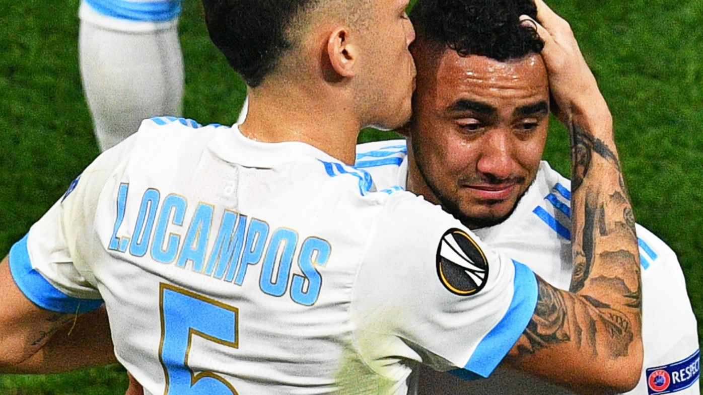 France star Dimitri Payet's World Cup in doubt after Europa final injury