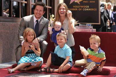 Mark Wahlberg and his wife Rhea Durham welcomed their fourth child on January 11. Grace Margaret Wahlberg joins siblings Brendan, Michael and Ella.