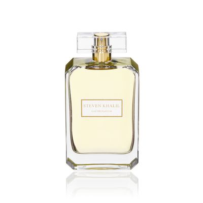 "<p><em>For Day</em></p> <p><a href=""http://www.stevenkhalil.com/parfum/steven-khalil-eau-de-parfum"" target=""_blank"" draggable=""false"">Steven Khalil Eau de Parfum 100ml, $190</a></p>"