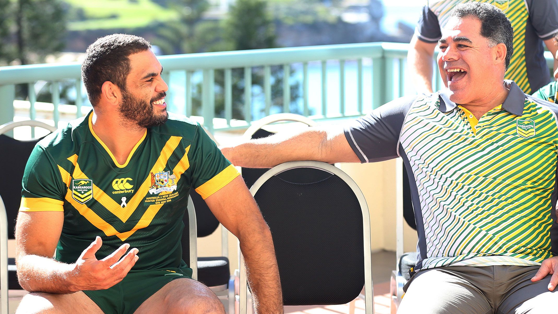 Greg Inglis will lead the Kangaroos into the new era.