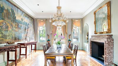 Nobody can sell this over-the-top $26m NY townhome