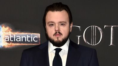 John Bradley, Game of Thrones, premiere
