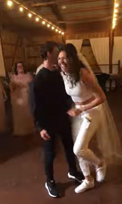 Sarah Gonzalez, wedding