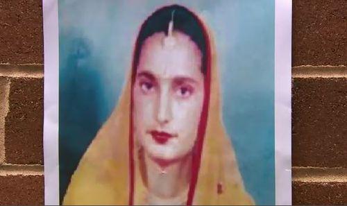 Parwinder Kaur died of her burns in 2013.