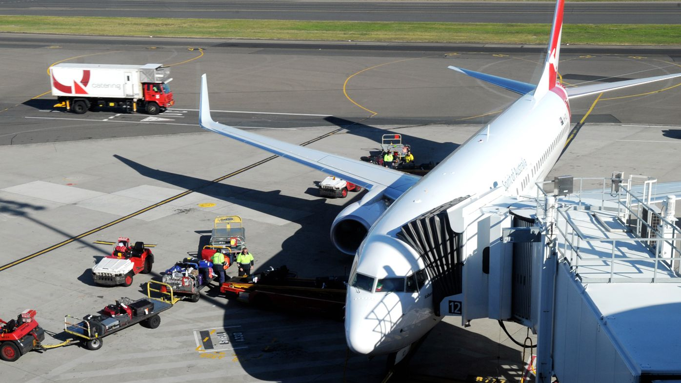 Union slams Qantas over COVID-19 Adelaide Airport outbreak travellers told to stay away – 9News