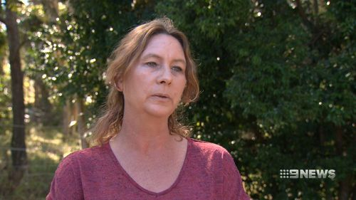 Justine Christerson says parents don't know about subsidies available to them under the current system. Image: 9News