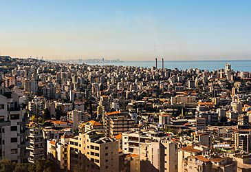 Daily Quiz: Beirut is situated on a peninsula by which body of water?