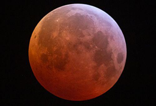 Super blood moon eclipse (Getty)