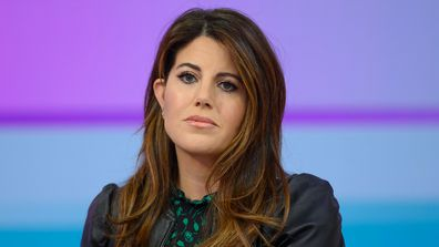 Monica Lewinsky has posted the tweet to her followers, making her political views clear.