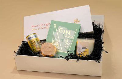 Gin Loot Mother's Day Hamper, $99