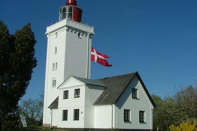 <strong>Nakkehoved Eastern Lighthouse, Denmark</strong>
