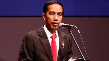 Indonesian President Joko Widodo. (AAP)