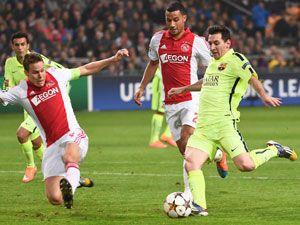 Lionel Messi. (Getty)