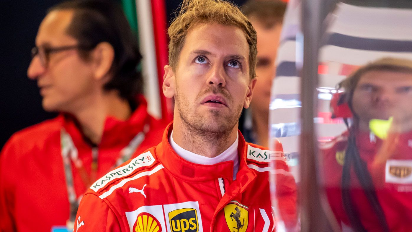 F1: Sebastian Vettel penalty boosts Lewis Hamilton title hopes