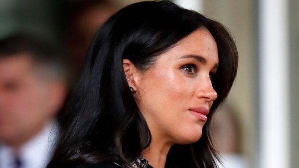 Markle is on maternity leave and has avoided meeting with Trump.