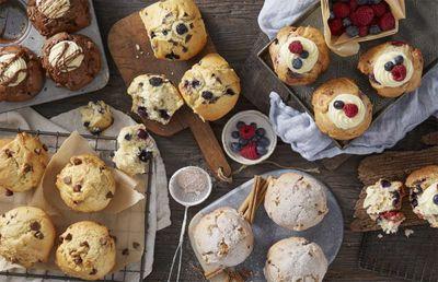12. Muffin Break (202 serving size / 1936 kJs)
