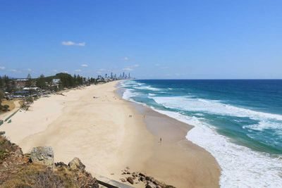 <strong>2. Surfer's Paradise Beach, Queensland</strong>