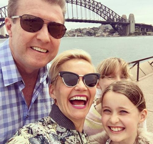 Jessica Rowe is leaving Studio 10 to spend time with family. (Instagram)