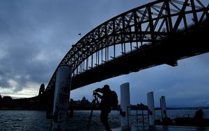 Sydney Harbour Bridge: Dangerous 'black spots' allowing people to illegally climb iconic structure