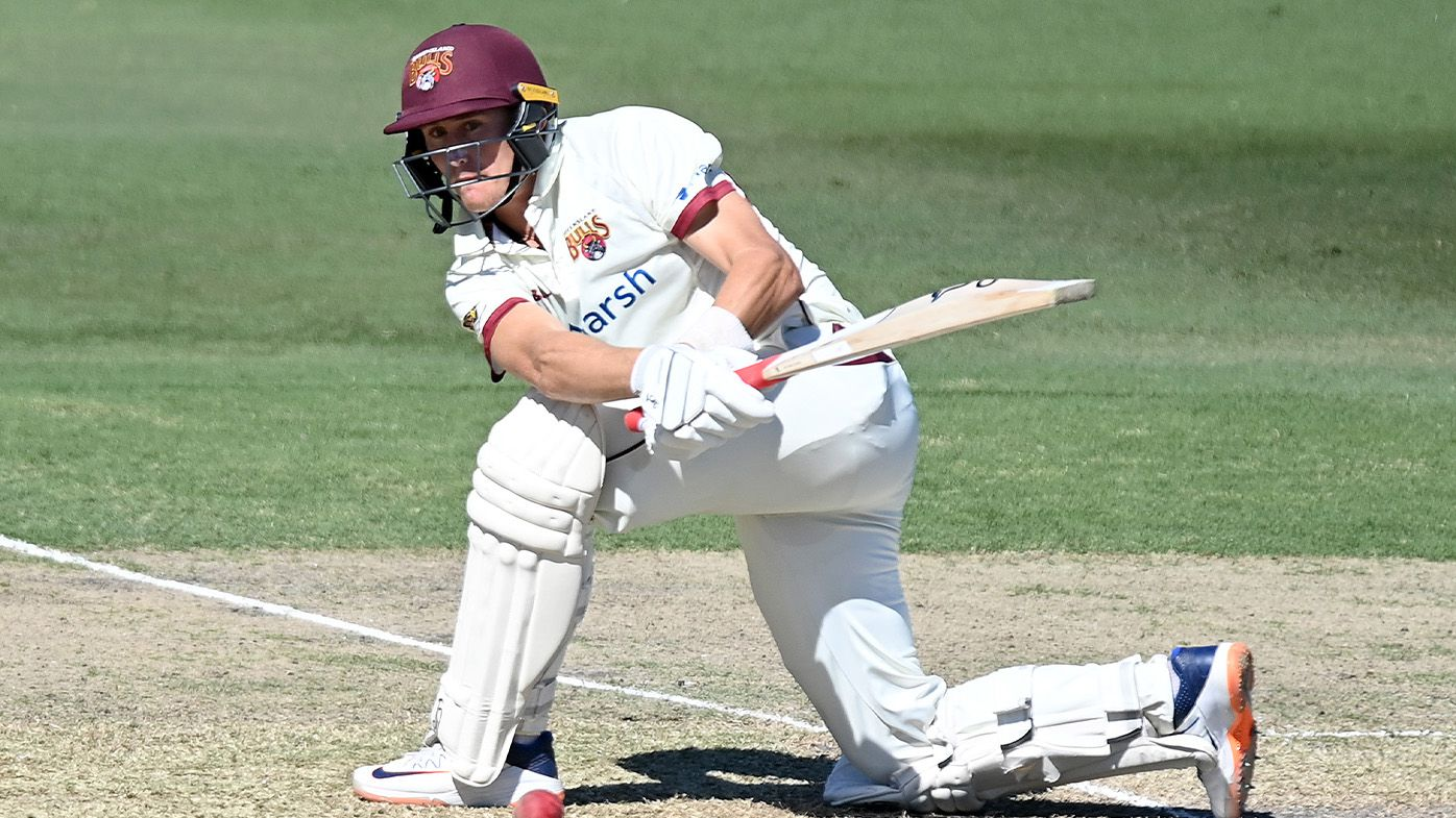 Marnus Labuschagne backed to reach double ton as Queensland dominate Sheffield Shield final
