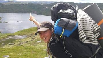 Maren Ueland, 28, from Denmark