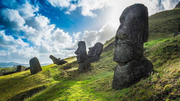 Image result for Easter Island, Chile