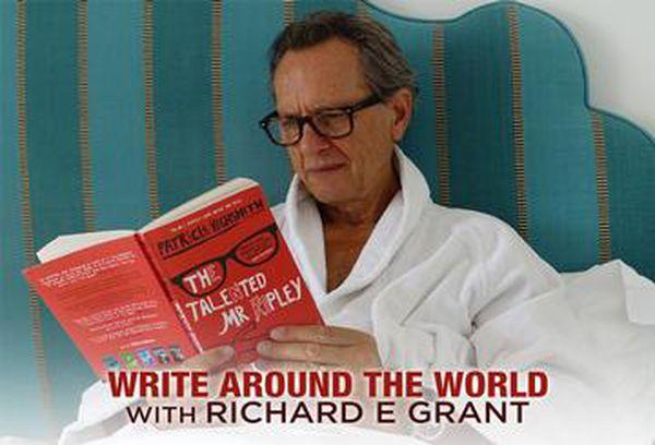 Write Around The World