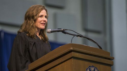 Amy Coney Barrett is one of the most conservative federal judges in the USA.