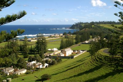 Norfolk Island, Qld
