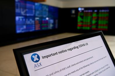 The Aussie share market experienced a lag last year due to the pandemic.