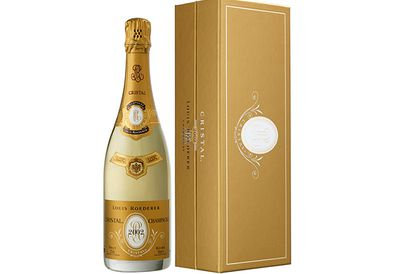 $359.99 Cristal Champagne