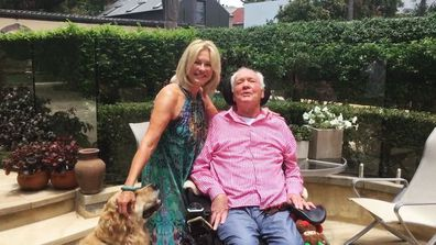Kerri-Anne Kennerley and John Kennerley