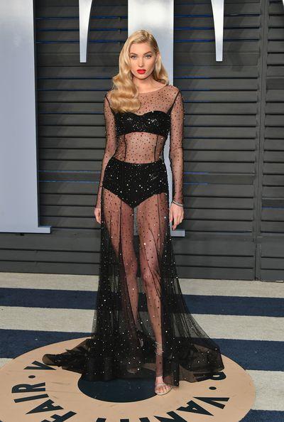 Victoria's Secret modelElsa Hosk