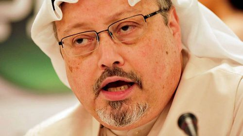 After Khashoggi disappeared Saudi Arabia initially claimed he had walked out of the embassy.