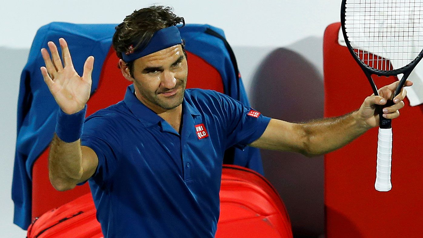 Roger Federer's 'screaming' fans in Dubai halt match after win over Fernando Verdasco
