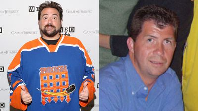 Kevin Smith's brother Donald Smith, Jr